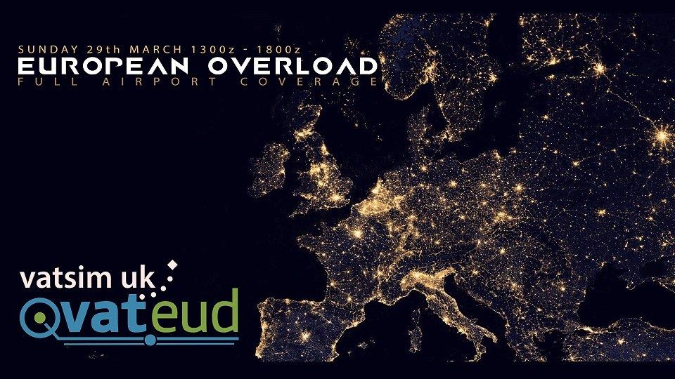 European Overload | 29-03-2020 - 1300z - 1800z