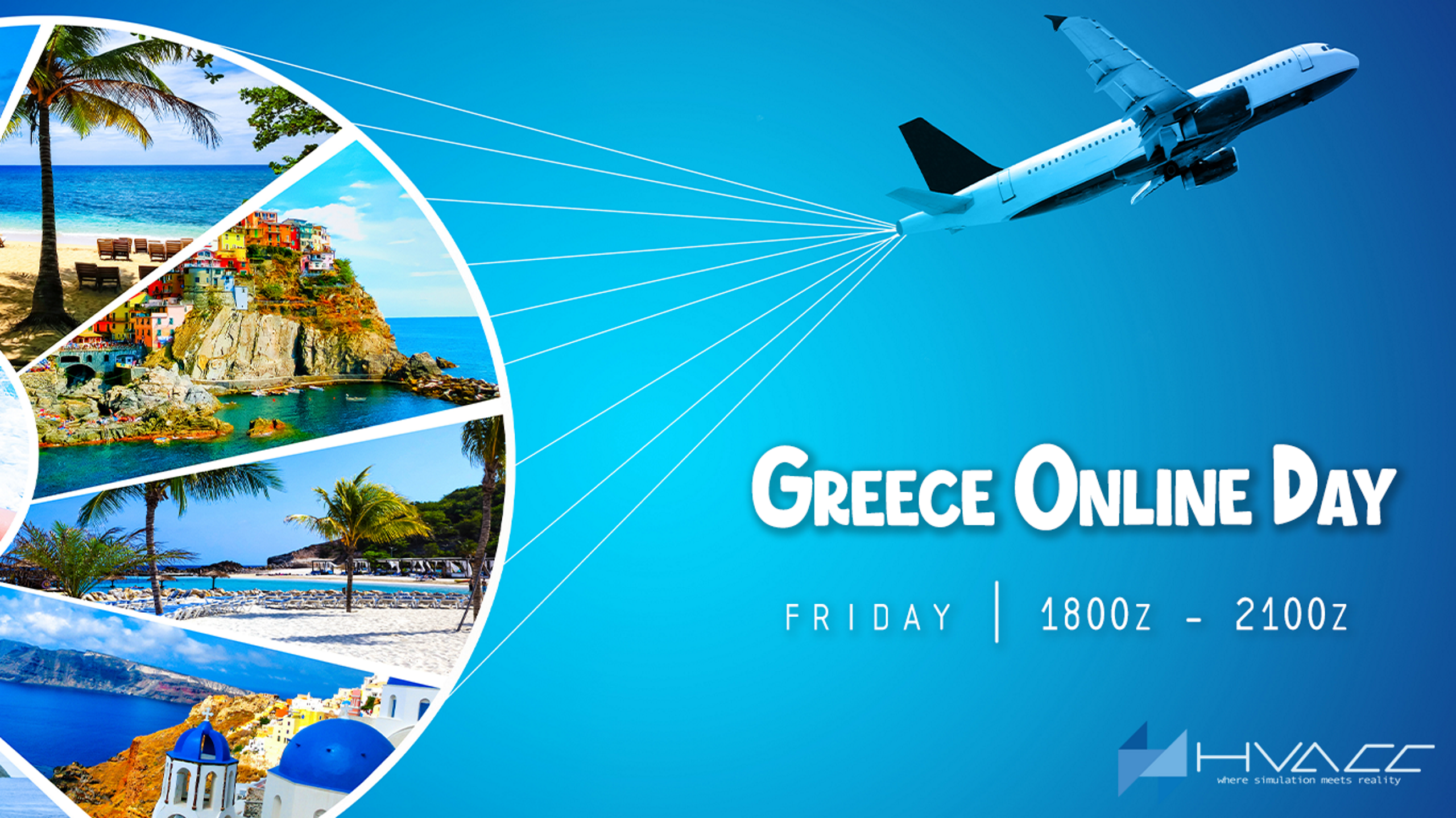 Greece Online Day | Every Other Friday 20:00 - 23:00 local